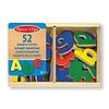 Melissa & Doug Alphabet Magnets - Aimants de l'alphabet