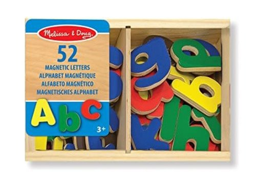 Melissa & Doug Alphabet Magnets - Aimants de l'alphabet