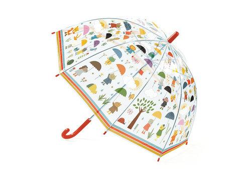 Parapluie / Sous la pluie