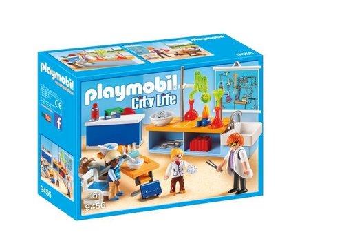 Playmobil Classe de physique et chimie