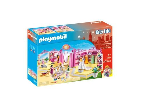 Playmobil Boutique robes de mariée*