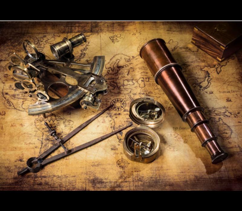 Casse-tête Chasse aux trésors 1500 morceaux