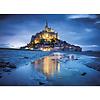 Clementoni Casse-tête Mont St-Michel 1500 morceaux
