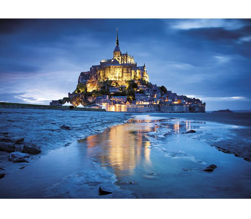 Casse-tête Mont St-Michel 1500 morceaux