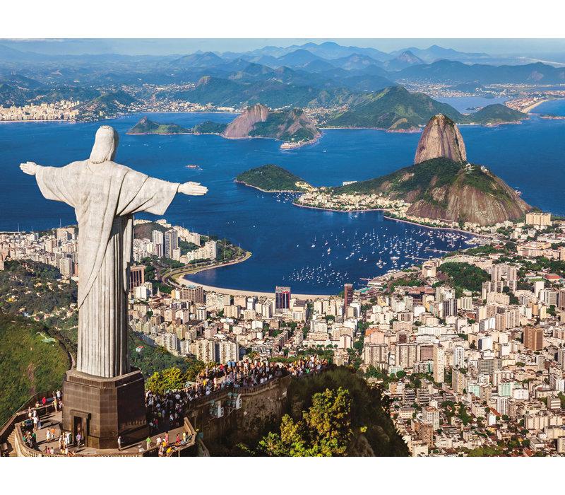 Casse-tête Rio de Janeiro 500 morceaux