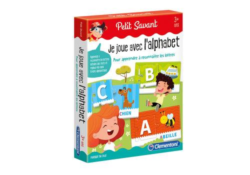 Clementoni Jeu Je joue avec l'alphabet