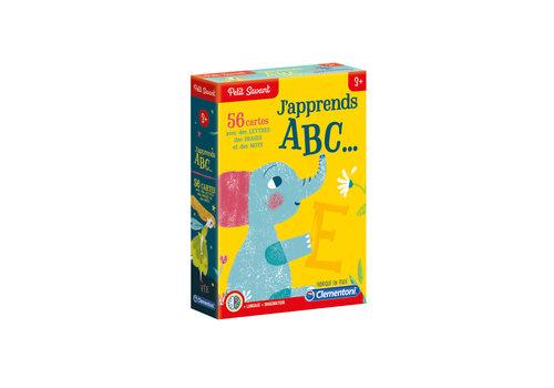 Clementoni J'apprends ABC (Français)