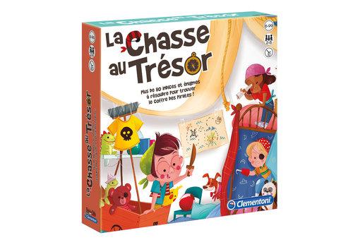 Clementoni La chasse au trésor (Français)