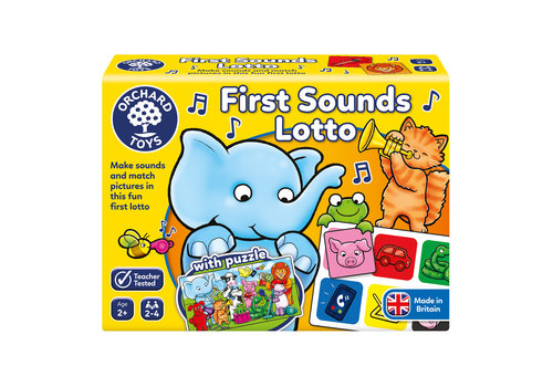 Orchard Toys First sounds Lotto (multilingue)