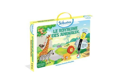 Skillmatics Jeu Royaume des animaux (français)