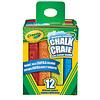 Crayola 12 Craies pour trottoi