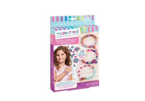 Make it Real Make it real Bracelets perlés étincelle-créativité