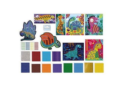 Hachette Mosaiques Dinosaures