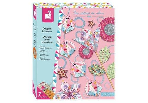 Hachette Origami Jolies Décos