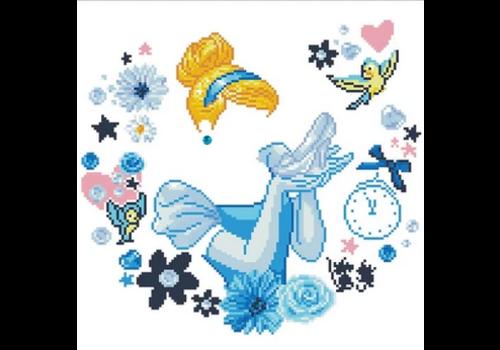 Diamond Dotz Diamond Dotz - Cinderella's World Diamond Kit