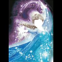 Diamond Dotz - Elsa Magic Diamond Kit