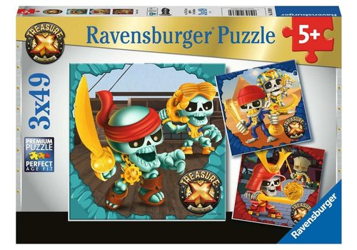 Ravensburger Treasure X 3x49mcx