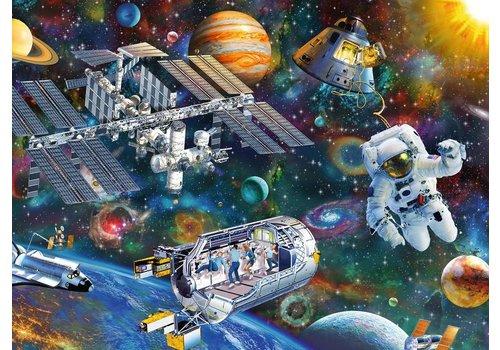 Ravensburger Casse-tête Exploration Cosmique - 200 morceaux