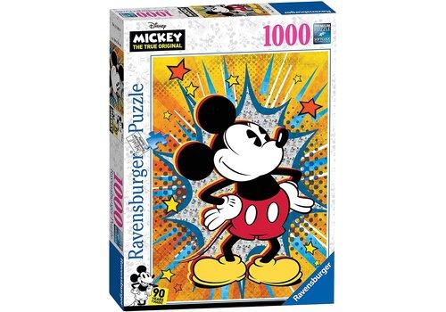 Ravensburger Casse-tête Retro Mickey 1000 morceaux