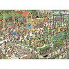 Jumbo Casse-tête 1000 morceaux - The playground - JvH