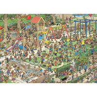Casse-tête 1000 morceaux - The playground - JvH