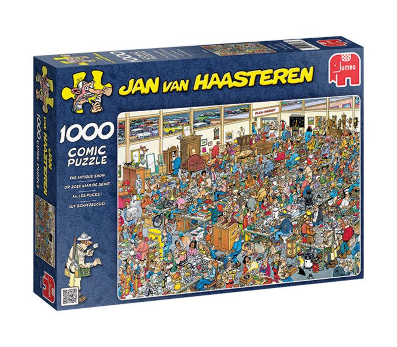 Casse-tête 1000 morceaux - AH les puces, JvH