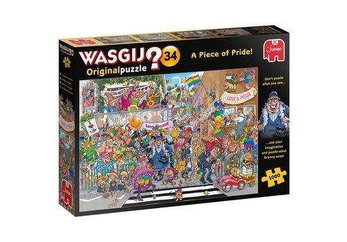 Wasgij Casse-tête 1000 morceaux, Wasgij original #34, parade de la fierté