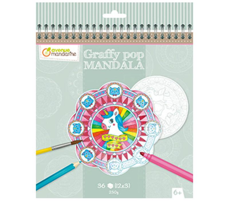 Graffy Pop Mandala Magie