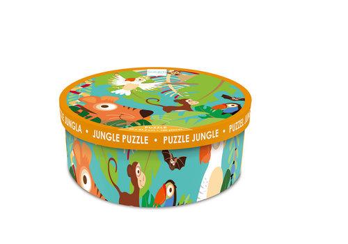 Scratch Casse-tête 100 morceaux - Jungle