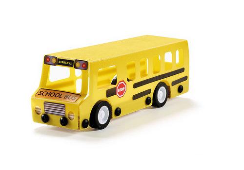 Stanley Jr Autobus scolaire à construire
