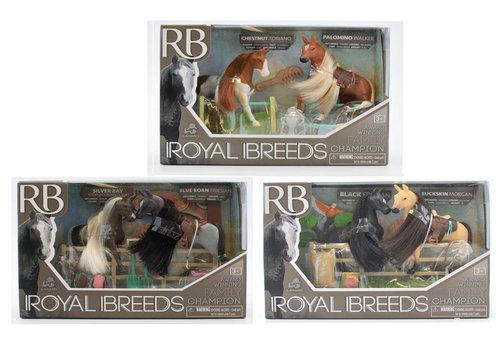 Royal Breeds Ensemble de jeu et accessoires