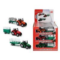 Dickie tracteur et remorque