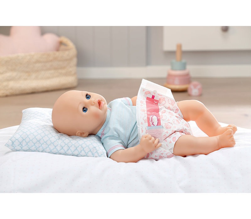 Baby Annabell - Paquet de 5 couches