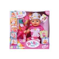 """Baby Born Little - Poupée fille """"So Soft"""" 36 cm"""
