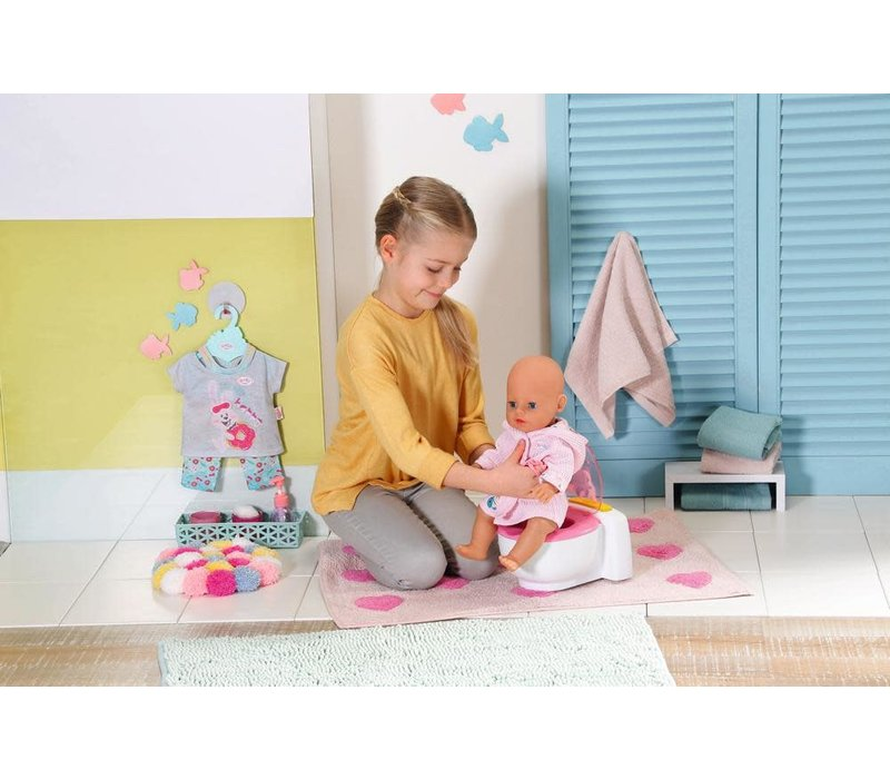 Baby born- Toilette interactive Poo-Poo