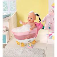 Baby born - Bain interactif avec mousse