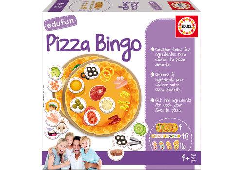 Educa Edufun Pizza Bingo