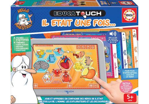 Educa Touch Hello Maestro Il était une fois...