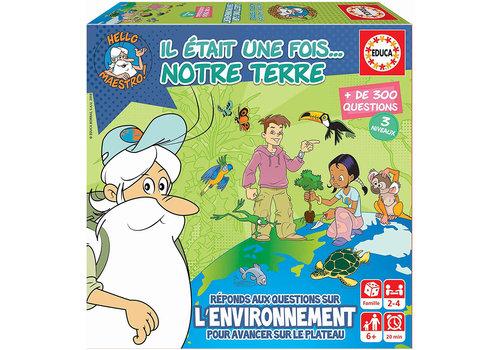 Educa Mini jeu Il était une fois...Notre Terre