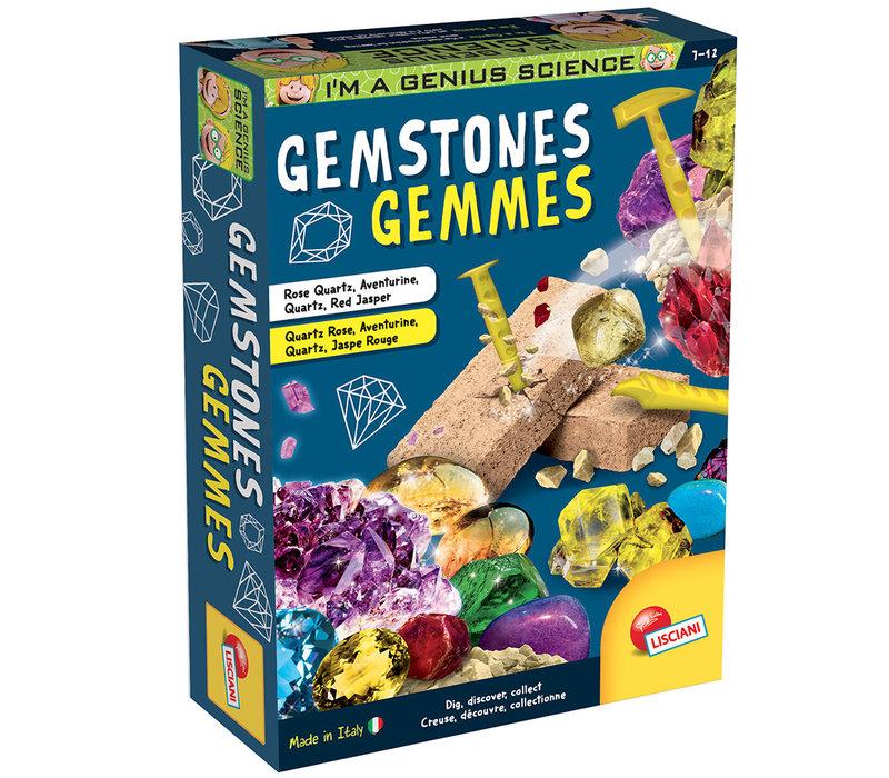 I'm a Genius - Gemstones Bilingual version