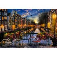 Casse-tête 2000 pièces - Amsterdam