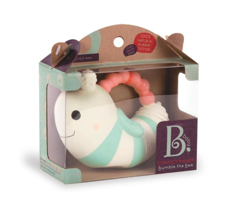 B.Baby - Hochet de dentition Abeille Bumble the Bee
