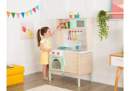 Battat / B brand B.Woody - Cuisinette Mini Chef