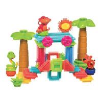 Bristle Blocks - Seau Aventure de la Jungle 58 pièces