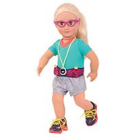 """Accessoires OG - """"Run For Fun!"""" pour poupée de 46 cm"""