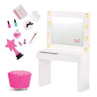 """Accessoires de luxe OG - """"Glitz And Glamour"""" pour poupée de 46 cm"""