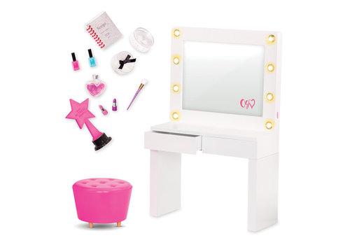 """Our generation Accessoires de luxe OG - """"Glitz And Glamour"""" pour poupée de 46 cm"""