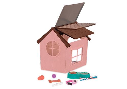 """Our generation Accessoires de luxe OG - """"Og Puppy House"""" pour poupée de 46 cm"""