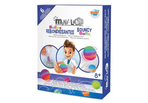 Buki Buki Mini Lab - Balles rebondissantes