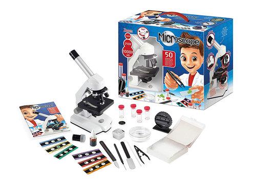 Buki Buki - Microscope + 50 Expériences